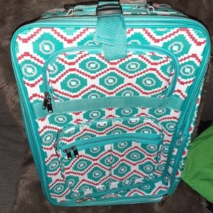 NWT carry on luggage.